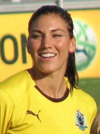 Hope Solo, USA.